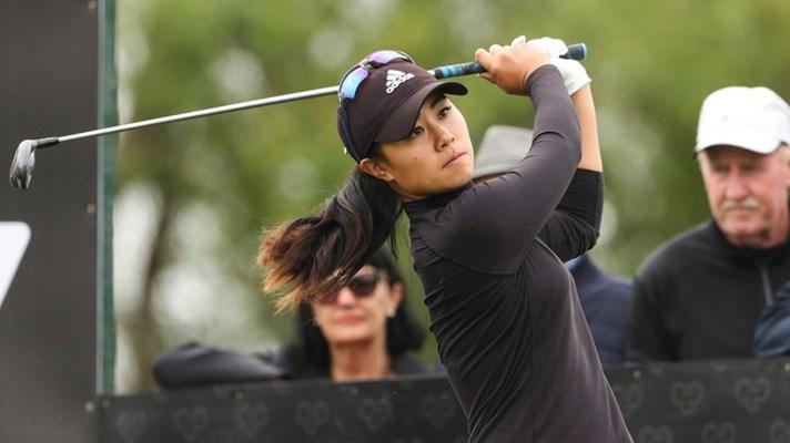 LPGA: Danielle Kang sigraði eftir klúður hjá Ko
