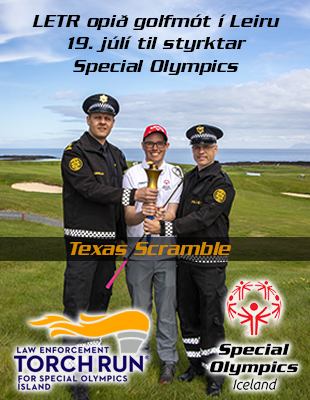 Special Olympics golf