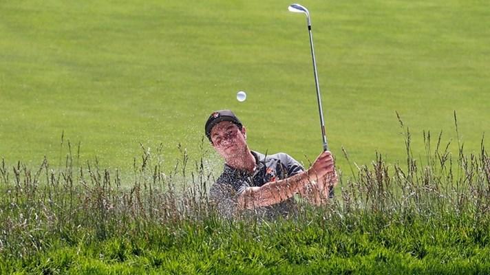 PGA: Viktor Hovland með forystu fyrir lokahringinn